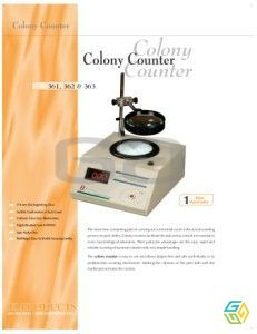 COLONY COUNTER 361/362/362