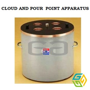 CLOUD AND POUR POINT APPRATUS