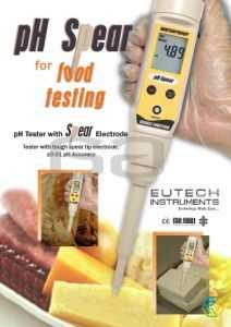 PH METER PEN TYPE - EUTECH