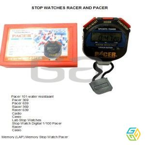 STOP WATCHES PACER 101