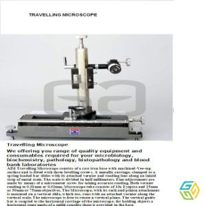 TRAVELLING MICROSCOPE