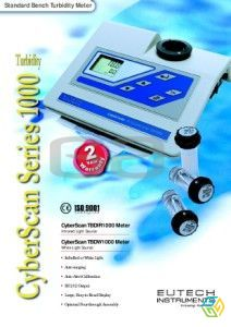 TURBIDITY METER - BENCH