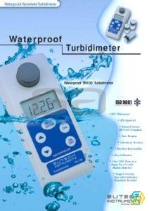 TURBIDITY METER - PORTABLE