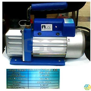 VACUUM PUMP AM Digital