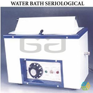 SERIOLOGICAL WATER BATH