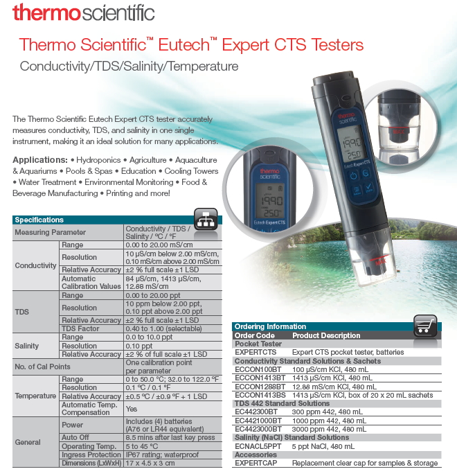 TDS EXPERT CTS