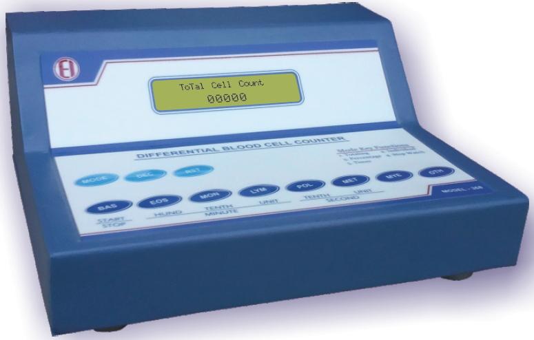 BLOOD CELL COUNTER MODEL 368