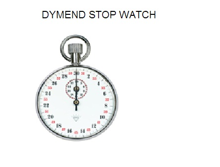 STOP WATCH DIAMOND