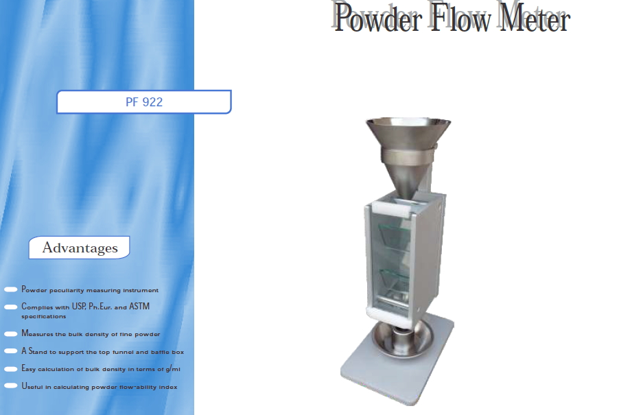 POWER FLOW METER PF 922