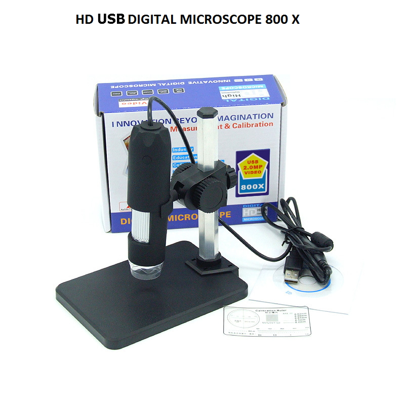 HD USB MICROSCOPE 800X