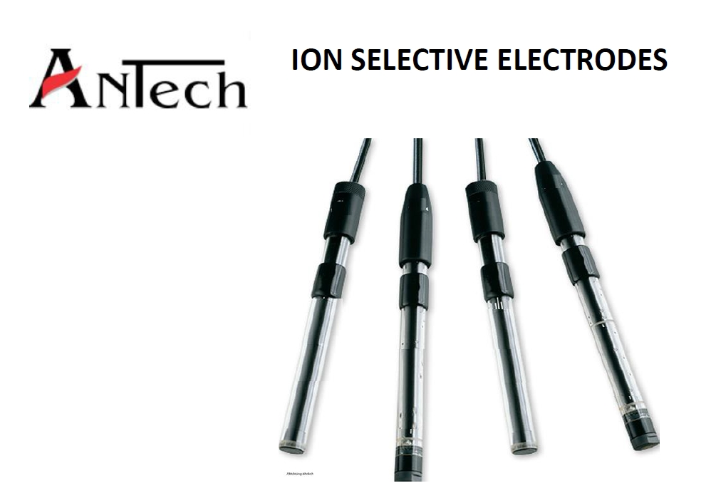 ANTECH ION ELECTRODES